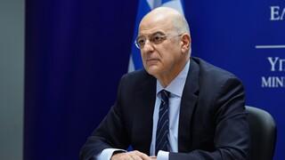 Δένδιας σε Τούρκο πρέσβη: Ανάγκη να υπάρξει αποχή από προκλητικές ενέργειες