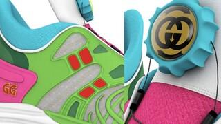 Gucci: Σχεδίασε ένα ζευγάρι παπούτσια μόνο για τον εικονικό κόσμο