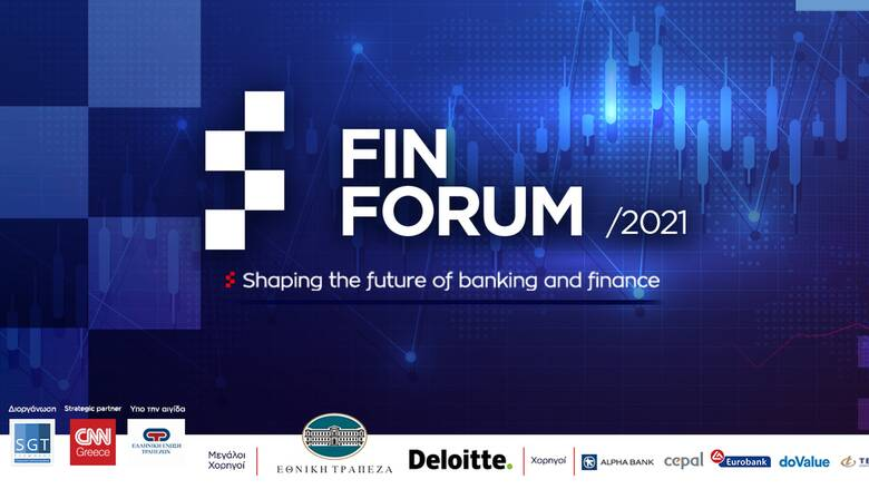 Χιλιάδες προβολές και εκατοντάδες αναφορές για το FinForum 2021