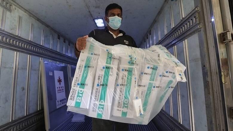 Κορωνοϊός - ΠΟΥ: Ασφαλή τα κινέζικα εμβόλια, αλλά χρειάζονται περισσότερα δεδομένα