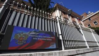 Κατασκοπεία στη Ρώμη: «Σεισμός» στις σχέσεις Ιταλίας - Ρωσίας