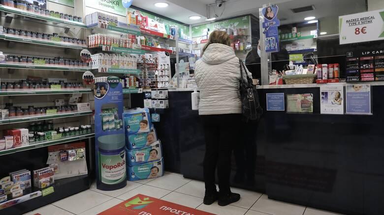 Αποσύρεται η διάταξη για τη διενέργεια rapid test στα φαρμακεία