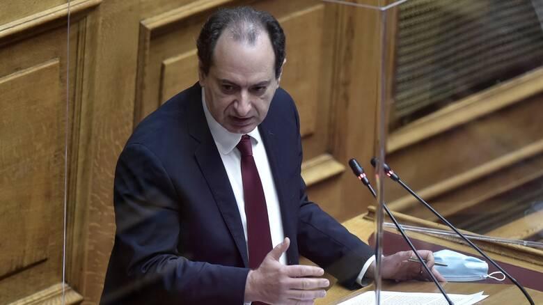 Σπίρτζης: Τι συνδέει την κυβέρνηση Μητσοτάκη με τον κύριο Φουρθιώτη;