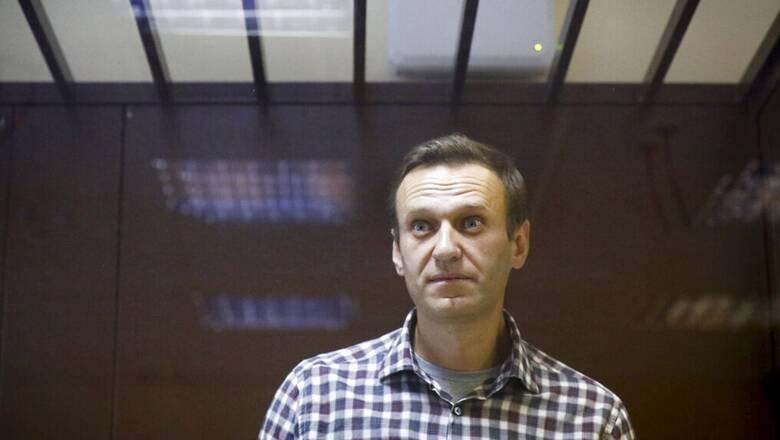 Αλεξέι Ναβάλνι: Ξεκίνησε απεργία πείνας στη φυλακή ζητώντας ιατρική φροντίδα