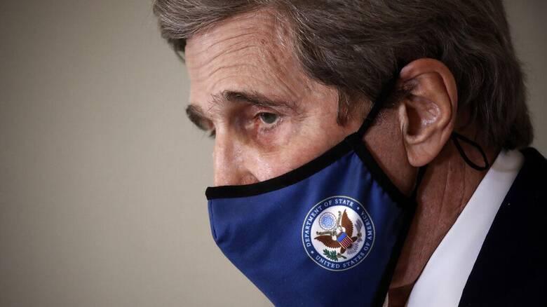 ΗΠΑ - Κλίμα: Γενναίες δεσμεύσεις, και όχι ευχολόγια, υπόσχεται ο Τζον Κέρι