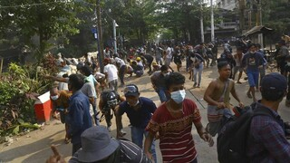 Πραξικόπημα στη Μιανμάρ: Ο ΟΗΕ φοβάται «εμφύλιο πόλεμο» - Η Κίνα αποκλείει τις κυρώσεις