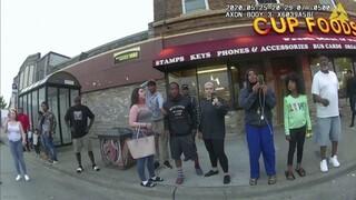 Δίκη Τζορτζ Φλόιντ: Βίντεο από την κάμερα του Σόβιν δείχνει την αντίδρασή του μετά τη δολοφονία