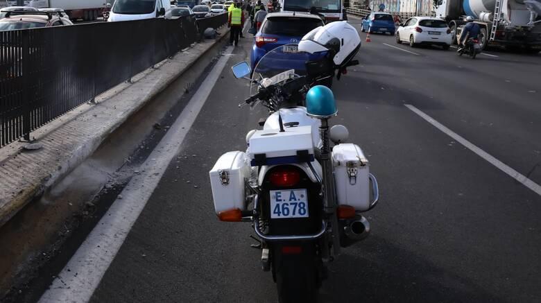 Τροχαίο δυστύχημα με θύμα εικονολήπτρια του AΝΤ1