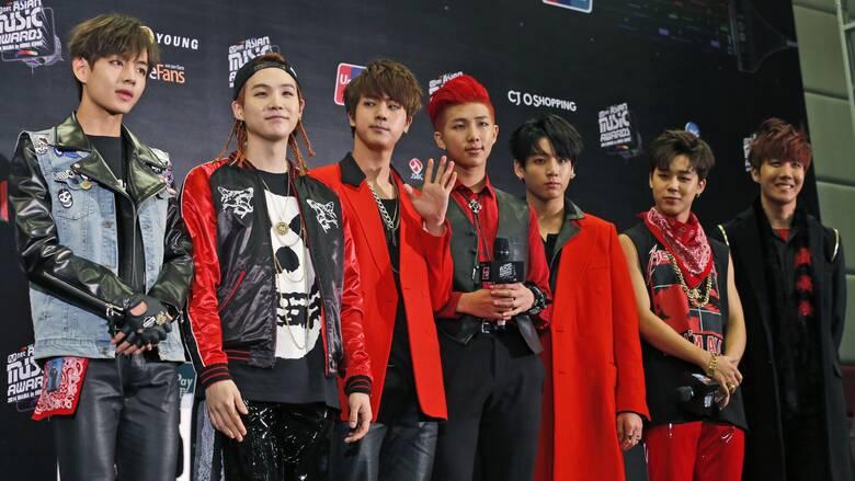 BTS: «Αισθανόμαστε θλίψη και θυμό» - Για τα φαινόμενα μίσους και ρατσισμού κατά Ασιατών