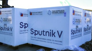 Κορωνοϊός - Sputnik V: Συμφωνία Κίνας - Ρωσίας για παραγωγή 100 εκατ. δόσεων του εμβολίου