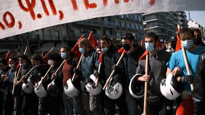 Εκπαιδευτικά συλλαλητήρια σε Αθήνα και Θεσσαλονίκη