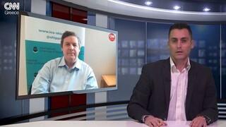 Γ.Γ. Διεθνούς Επιμελητηρίου Ναυτιλίας στο CNN Greece: Στο Σουέζ είδαμε πόσο χρειαζόμαστε τη ναυτιλία