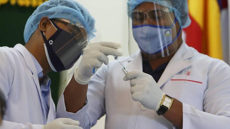 Κορωνοϊός - Κίνα: 2 δισ. δόσεις εμβολίου το χρόνο θα παράγει η Sinovac