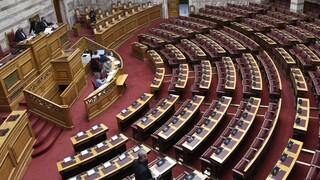 Στη Βουλή το Εθνικό Σχέδιο Ανάκαμψης και Ανθεκτικότητας