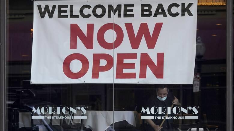 ΗΠΑ: Μείωση της ανεργίας και πάνω από 900.000 νέες θέσεις εργασίας τον Μάρτιο
