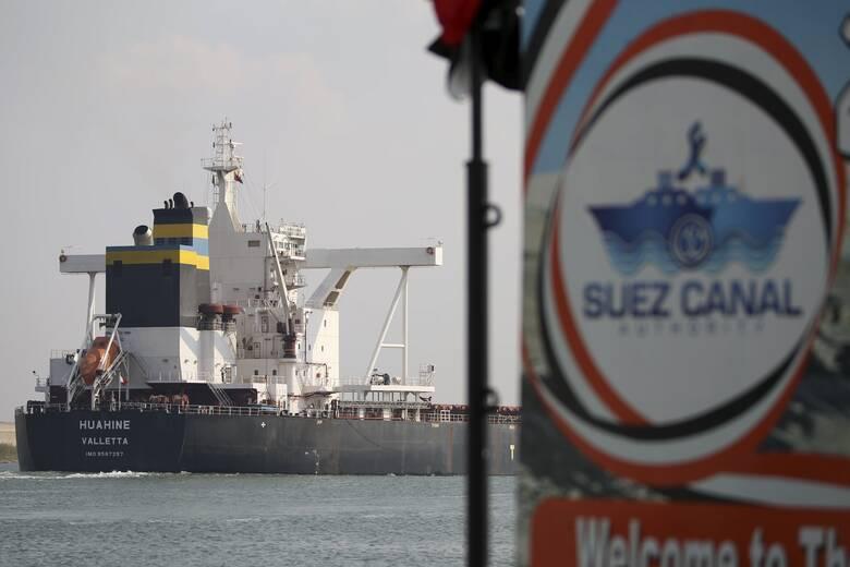 Διώρυγα Σουέζ: Σήμερα ο διάπλους και των τελευταίων πλοίων που είχαν μπλοκαριστεί λόγω Ever Given