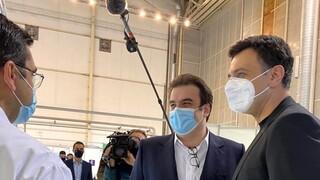 Κορωνοϊός: Στο Μega εμβολιαστικό κέντρο Ελληνικού Κικίλιας και Πιερρακάκης
