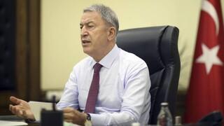 Προκλητικός ξανά ο Ακάρ: Κατηγορεί την Ελλάδα για προβοκατόρικες ενέργειες