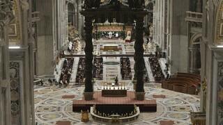 Δεύτερο «βουβό» Πάσχα για τους Καθολικούς - Νέα lockdown και άδειες εκκλησίες