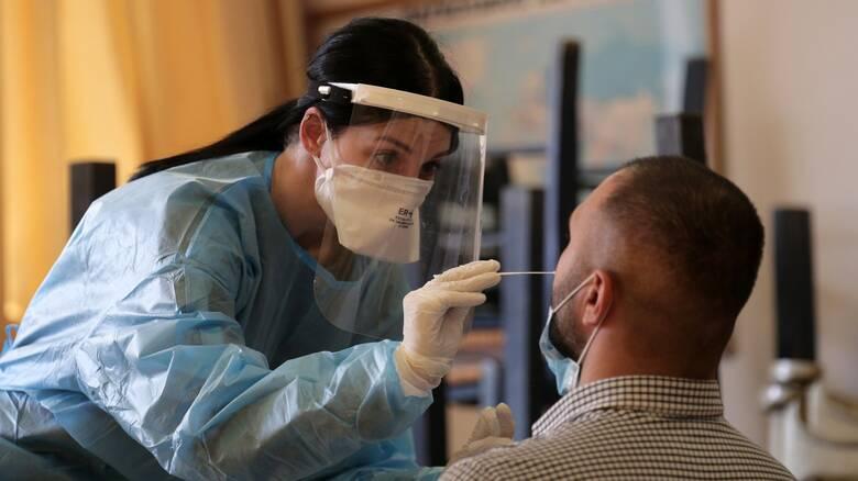 Κορωνοϊός - ΕΟΔΥ: Αναλυτικά οι περιοχές που θα γίνονται δωρεάν rapid test τη Δευτέρα