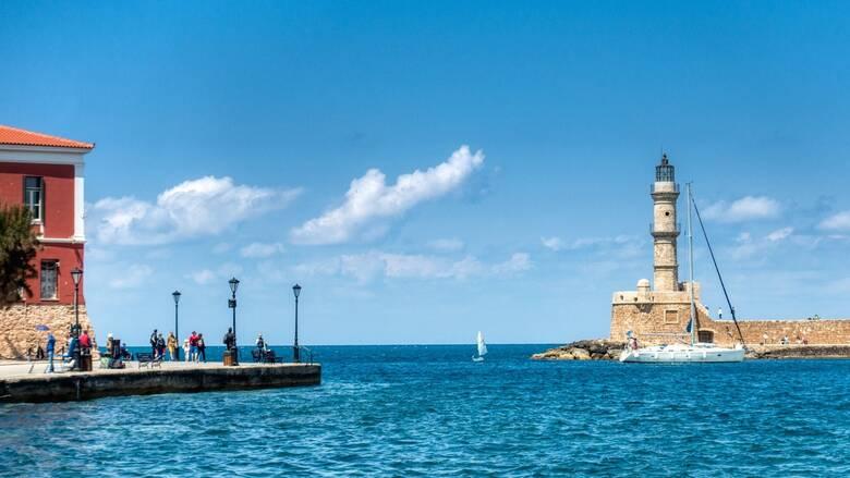 Κρήτη: «Καλοκαίρι» σήμερα στα Χανιά με τον υδράργυρο στους 30 βαθμούς Κελσίου
