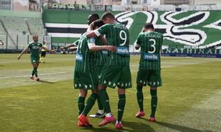 Παναθηναϊκός-ΠΑΟΚ 3-0: Εμφατική νίκη και στο βάθος... Ευρώπη