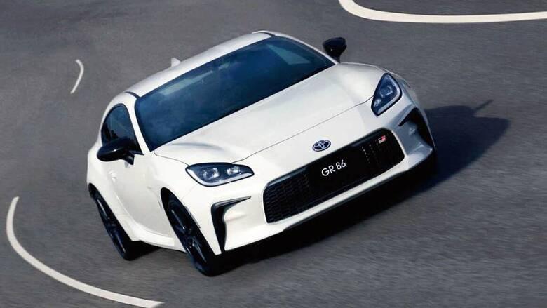 Αυτοκίνητο: Πρεμιέρα για το GR 86, το καινούργιο σπορ κουπέ της Toyota