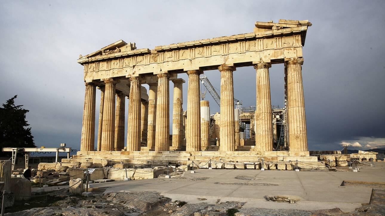 ΥΠΠΟΑ: Διασφαλίζονται η Ακρόπολη και η Αρχαία Αγορά των Αθηνών από τα όμβρια ύδατα