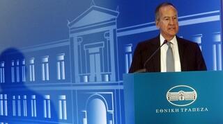 Αποχωρεί ο πρόεδρος της Εθνικής Τράπεζας Κώστας Μιχαηλίδης