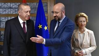 Θετική Ατζέντα και απειλή ... μαστίγιου: Η επίσκεψη Μισέλ και Φον ντερ Λάιεν στην Τουρκία
