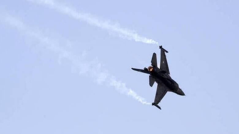Υπερπτήσεις τουρκικών μαχητικών αεροσκαφών F-16 πάνω από την Παναγιά και τις Οινούσσες
