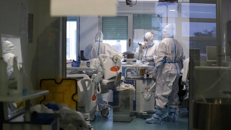 Κορωνοϊός: 1.866 νέα κρούσματα, 759 διασωληνωμένοι, 73 θάνατοι
