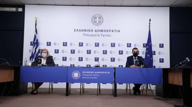 «Στην Ελλάδα ένα μόνο επεισόδιο θρόμβωσης πιθανόν συνδέεται με το εμβόλιο AstraZeneca»
