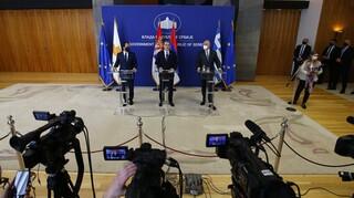 Τα «μηνύματα» της πρώτης τριμερούς Ελλάδας - Κύπρου - Σερβίας