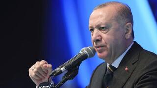 Ερντογάν: Για υποκίνηση σε «πολιτικό πραξικόπημα» κατηγορεί τους απόστρατους ναυάρχους