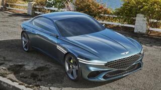 Αυτοκίνητο: Το Genesis X είναι ένα εντυπωσιακό ηλεκτρικό πρωτότυπο