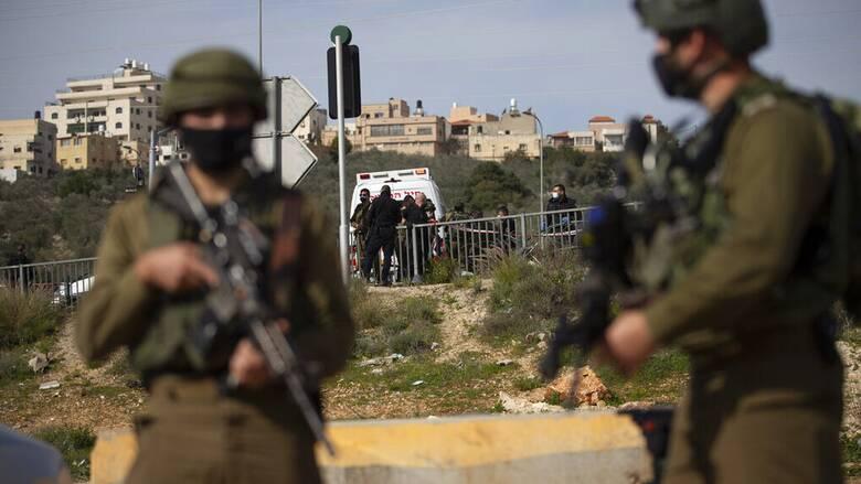 Νεκρός Παλαιστίνιος από ισραηλινές σφαίρες στη Δυτική Όχθη