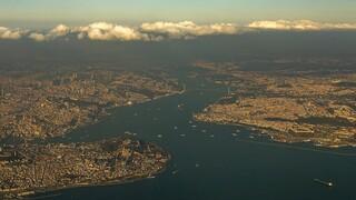 Ερντογάν: Η Διώρυγα της Κωνσταντινούπολης θα γίνει «είτε σας αρέσει είτε όχι»