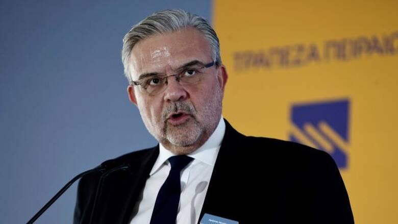 Μεγάλου: Το σχέδιο Sunrise είναι ζωτικής στρατηγικής σημασίας για την Τράπεζα Πειραιώς
