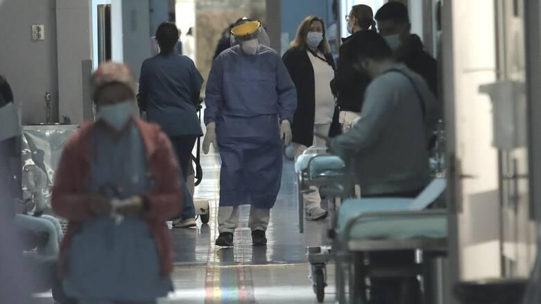 Κορωνοϊός: Στα όριά του το ΕΣΥ με 3.445 νέα κρούσματα, 749 διασωληνωμένους και 75 θανάτους