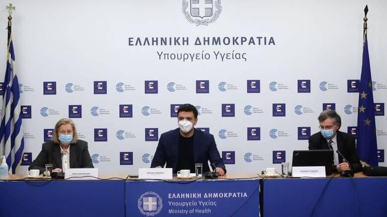 Κικίλιας: Σπάει αύριο το φράγμα των δύο εκατ. εμβολιασμών στην Ελλάδα