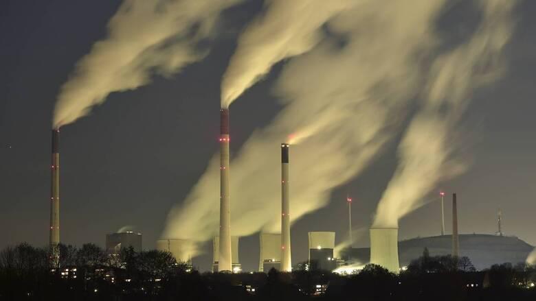 Ιστορικό ρεκόρ για το διοξείδιο του άνθρακα στην ατμόσφαιρα- Ξεπέρασε τα 421 μέρη ανά εκατομμύριο