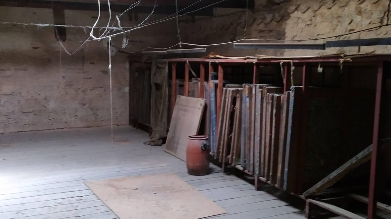 ΥΠΠΟΑ: Αποκατάσταση του κτηρίου της Βιοτεχνίας Ελληνικών Μαντηλιών (ΒΕΜ) στο Μεταξουργείο