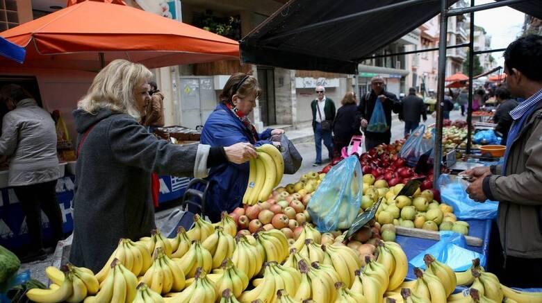Θεσσαλονίκη: Φρούτα και λαχανικά... delivery από τον πάγκο των λαϊκών αγορών στο σπίτι