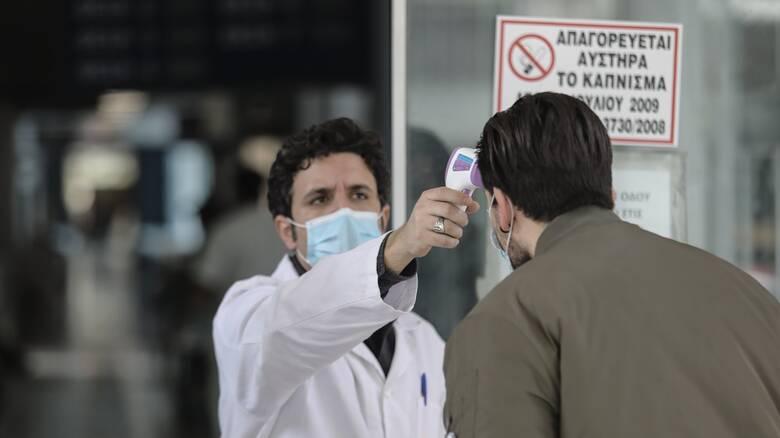 Κορωνοϊός: Αρνητικό ρεκόρ διασωληνωμένων με 776 - 3.228 κρούσματα και 73 θάνατοι