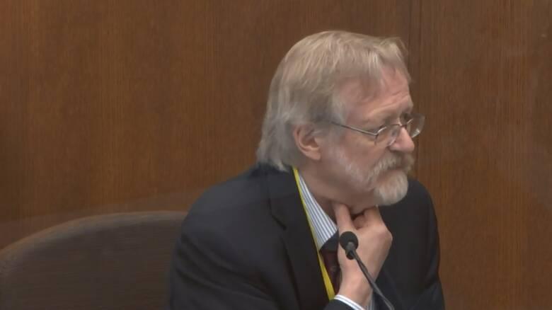 Δίκη Τζορτζ Φλόιντ: Ο θάνατος επήλθε λόγω έλλειψης οξυγόνου, λέει ειδικός
