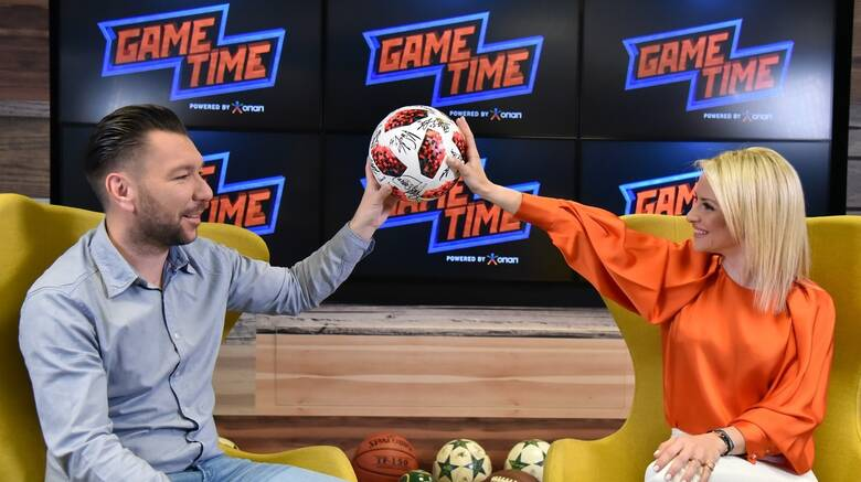 Το Clasico των αιωνίων αντίπαλων στο ΟΠΑΠ Game Time με τον Γιώργο Βασιλείου