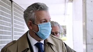 Υπόθεση Novartis: Κατέθεσε ο πρώην υπουργός Δικαιοσύνης Σταύρος Κοντονής