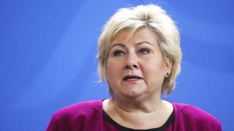 Κορωνοϊός - Νορβηγία: Πρόστιμο στην πρωθυπουργό Σόλμπεργκ για υπαίθριο πάρτι γενεθλίων
