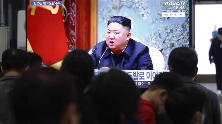 Για κρίση παρόμοια με λιμό προειδοποιεί τον λαό της Βόρειας Κορέας ο Κιμ Γιονγκ Ουν